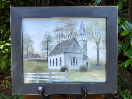 Old Church Picture