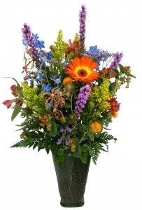 Old Country Enchantment Vase Arrangement