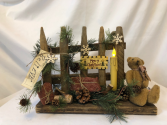 Old Fashion Christmas  Handmade Craft