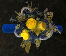 """Old Main""   Prom Corsage"