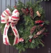 Old Time Treasures Wreath Wreath