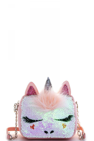 Once Upon a Dream: Unicorn Crossbody Bag  Miss Mississippi Pageant