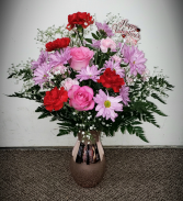 Once Upon a Time  VASE ARRANGMENT