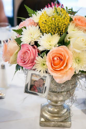 One Above the Rest Centerpiece