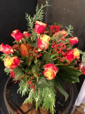 One dozen 3D garden roses Dozen roses