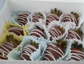 Chocolate Covered Strawberries Add it to your order in addons!