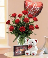 One Dozen Combo Valentine's