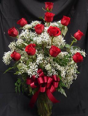 One Dozen Freedom Roses  in Olathe, KS | FLOWER MAN
