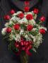 One Dozen Freedom Roses