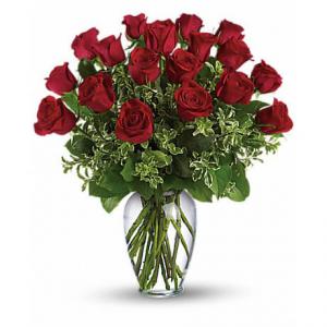 One Dozen Roses   in Falls Church, VA | Geno's Flowers