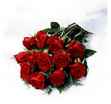 ONE DOZEN ROSES IN PAPER Special Price!!!