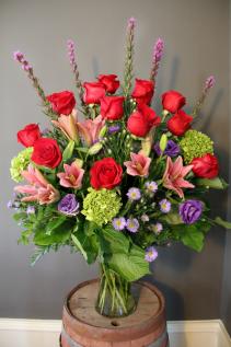 One dozen Southern Charm Bouquet