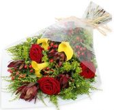 ONE LOVE GIFT WRAP BOUQUET