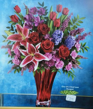 One of a Kind Love Bouquet