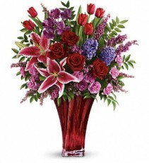 One of a Kind Love by Teleflora Arrangement