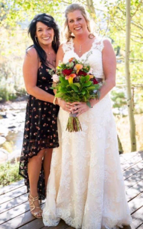 One of our Brides! Oh so Beautiful!!! in Canon City, CO   TOUCH OF LOVE FLORIST AND WEDDINGS