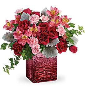 Ooh La Ombre Bouquet  in Florenceville Bristol, NB | JT's Flowers