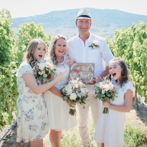 Ooooh, I love elopements !!!  in Osoyoos, BC | POLKA DOT DOOR