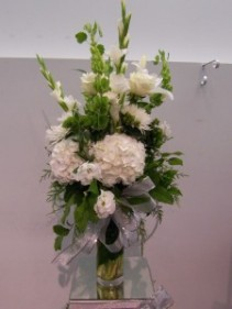 OPEN EMBRACE - Funeral Flowers in Prince George BC Prince George BC Funeral Flowers:   AMAPOLA BLOSSOMS