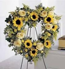 Open Heart Arrangement in Vernon, NJ | HIGHLAND FLOWERS