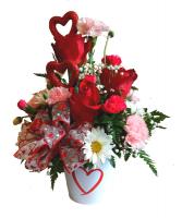 Open Heart Valentines