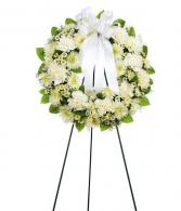 Open Wreath Eternal Love