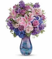 Opulent Artistry Bouquet  by Enchanted Florist