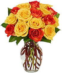 Fall Rose Assortment