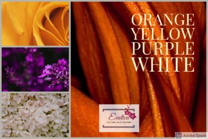 Pumpkin Spice Designers Choice - Vase Arrangement
