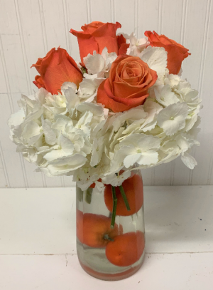 Orange Creamsicle  in Easton, MD | ROBINS NEST FLORAL AND GARDEN CENTER