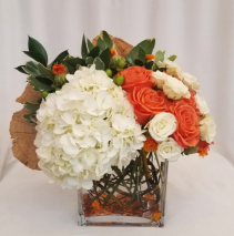 Orange Delight Arrangement