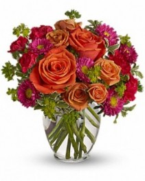 Orange Sweetness Bouquet