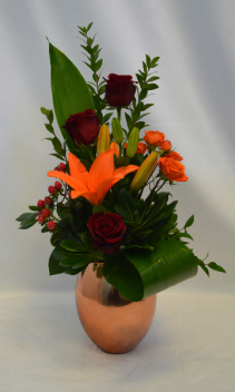 ORANGE YOU SPECIAL Flower Arrangement