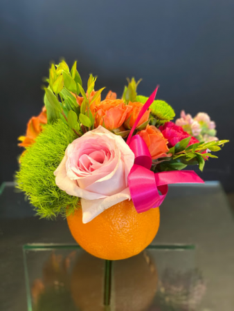 """"""" Orange"""" You the Best Mothers Day"""