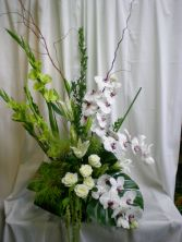 Orchid Altar Piece Altar