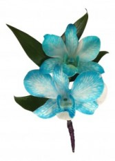 Orchid  B11-17 Boutonniere