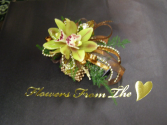 Orchid Beauty Wrist Corsage
