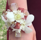 Orchid Bliss Prom Corsage