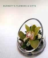 Orchid Bowl Wedding flowers