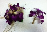 ORCHID COMBO PROM FLOWERS