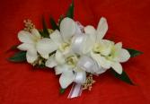 Orchid Corsage-1D