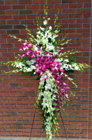 Orchid Cross