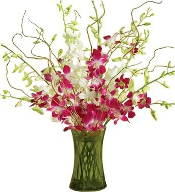 ORCHID EMBRACE ARRANGEMENT