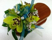 ORCHID JAZZ PROM PROM FLOWERS