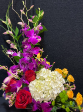 Orchid Pleasure Valentine's Day