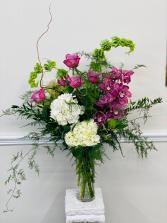 Orchid Roses  in Melbourne, Florida   VIOLETS IN BLOOM