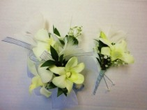 Orchid Standard BoxSet Corsage