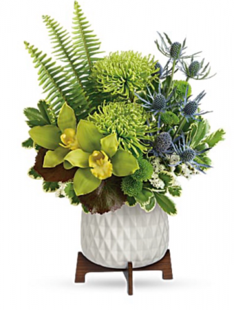 Orchid style statement  Vase