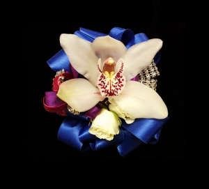 Orchid Wrist Corage in Plainview, TX | Kan Del's Floral, Candles & Gifts