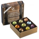 OREGON DISTILLERS 9pc TRUFFLE Must be 21 years old Truffles